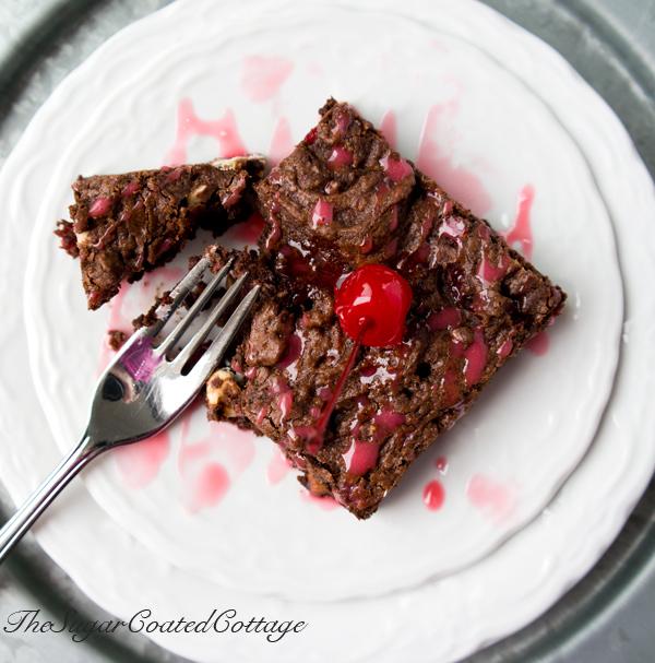 maraschino-cherry-white-chocolate-almond-brownie6