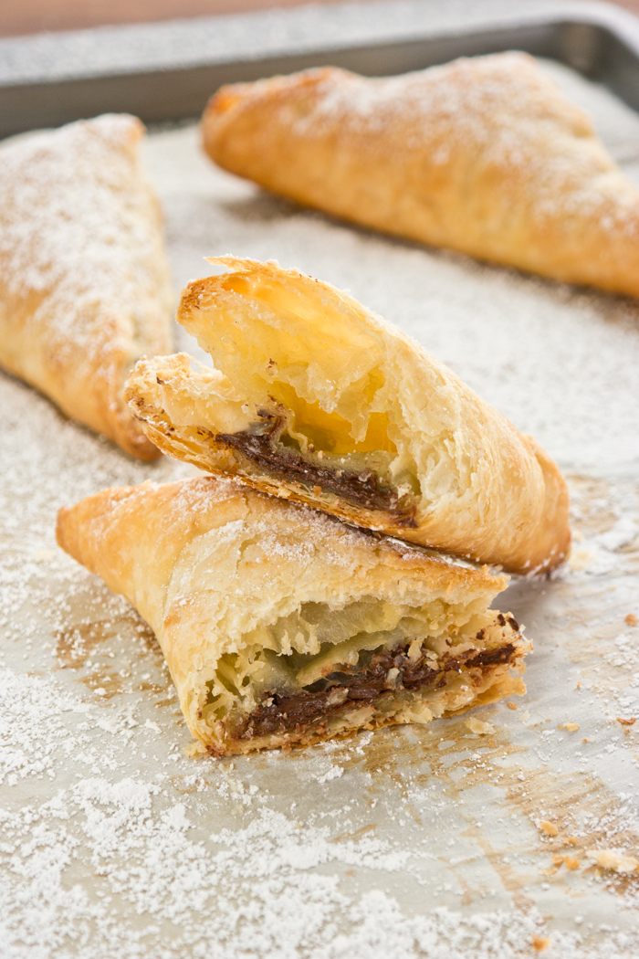 chocolate filled pastry 5