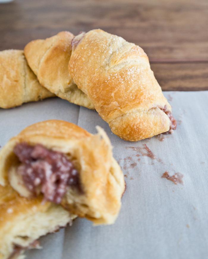 cream-cheese-raspberry-almond-crescents