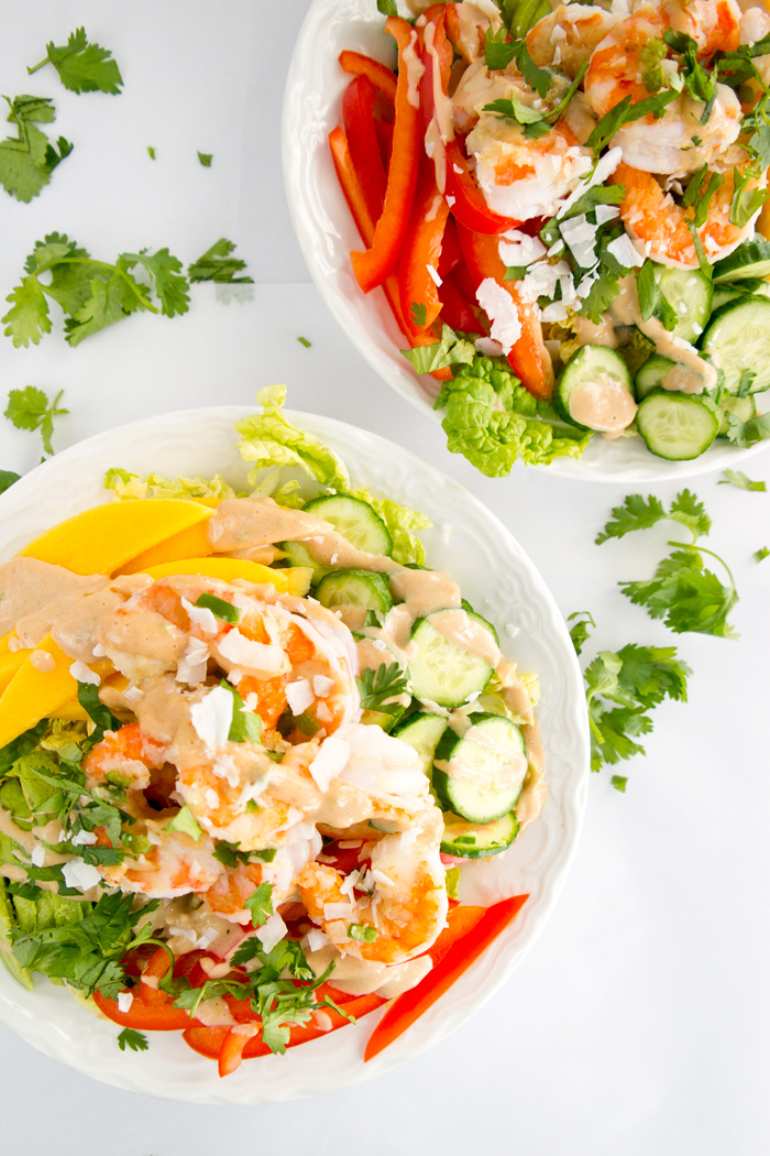 ginger-shrimp-salad-&-satay-dressing-1
