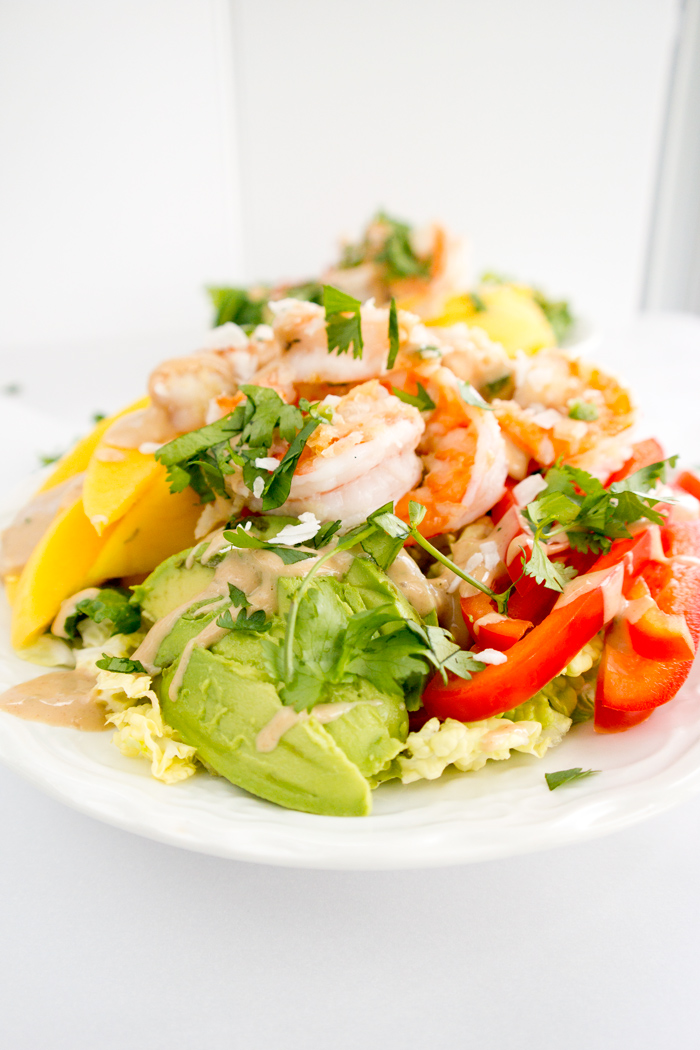 ginger-shrimp-salad-&-satay-dressing-3