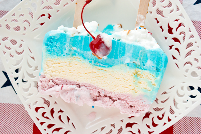 ice cream sundae brick 4