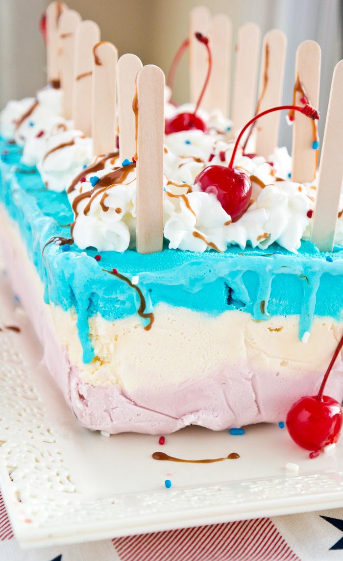 ice cream sundae brick 3