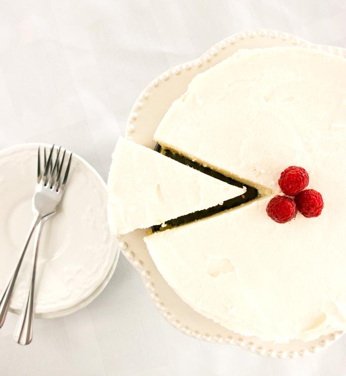whipped ricotta cheesecake