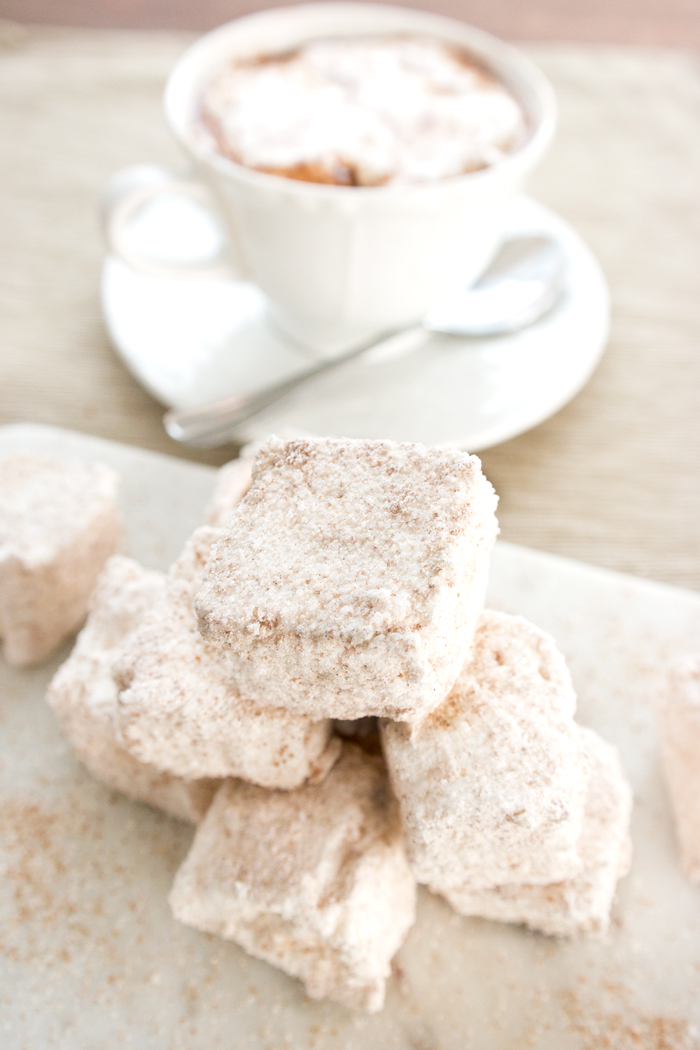 cinnamon sugar marshmallows