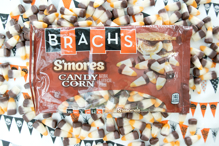Gimme S'More Mummy Marshmallows! S'mores flavored candy corn are ...