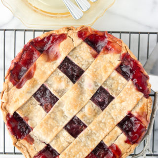 Homemade Cherry Pie