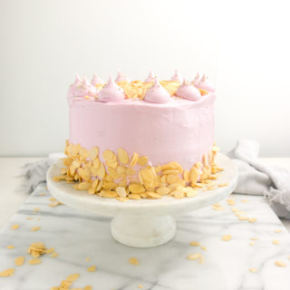 Delicious Almond Cake