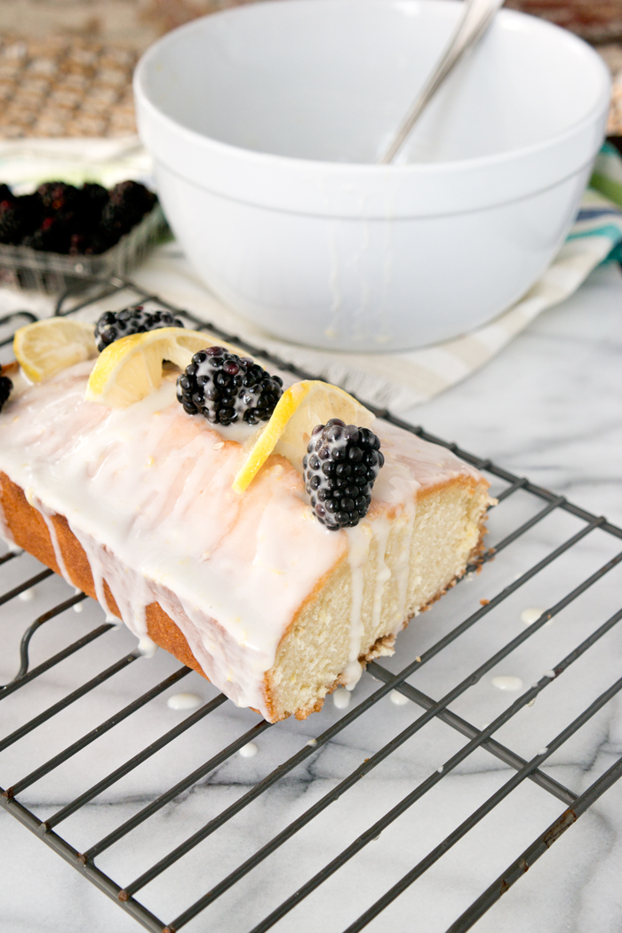the best lemon pound cake