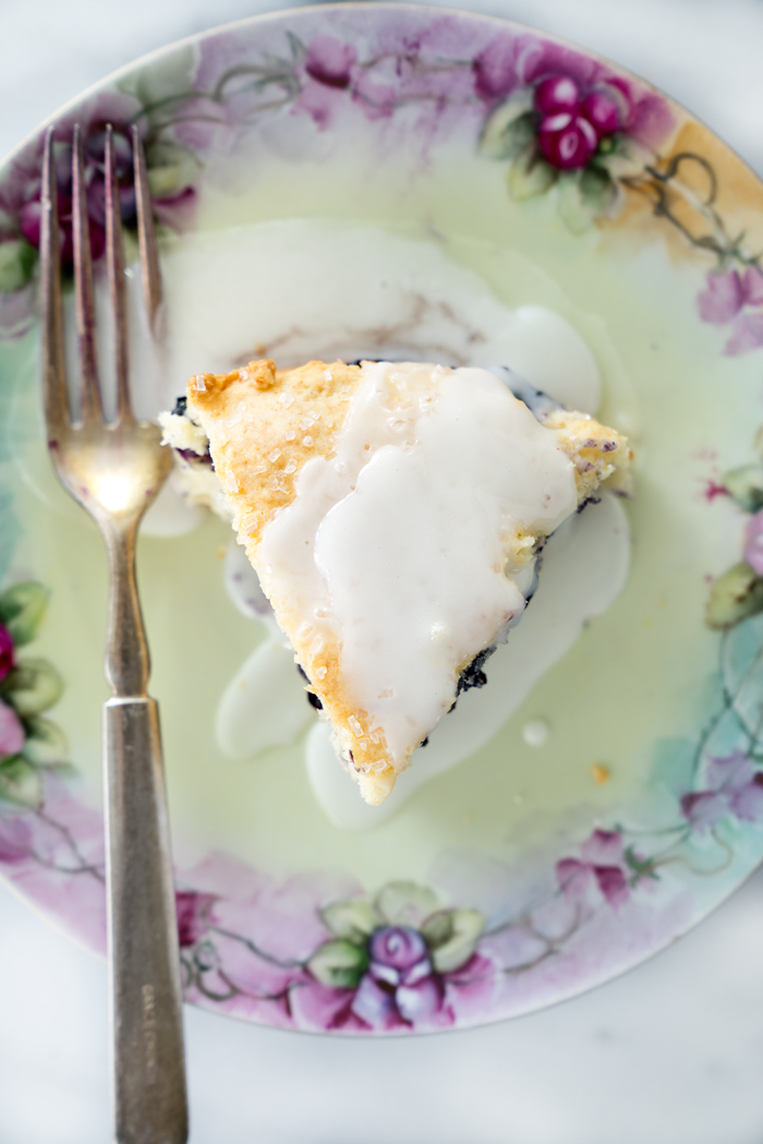 Simply Delicious Blueberry Shortcake! Loving this easy classic shortcake recipe. Summer is all about blueberries so indulge in this simple, delicious dessert perfect for any occasion.   thesugarcoatedcottage.com