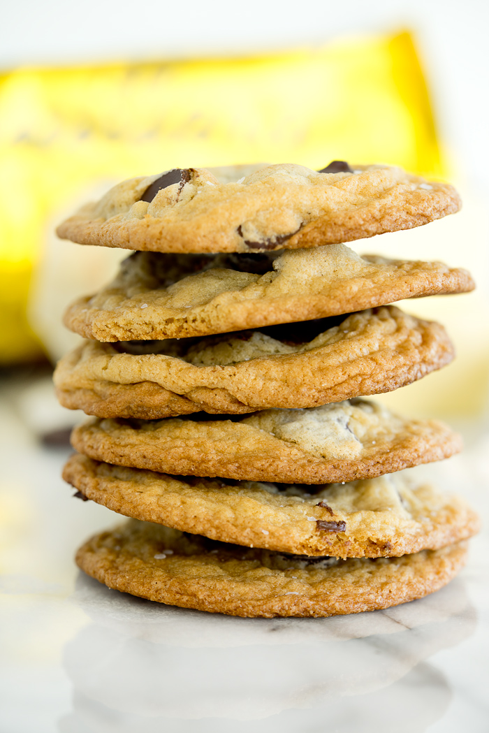 Best Crunchy Chocolate Chip Cookie Recipe Ever