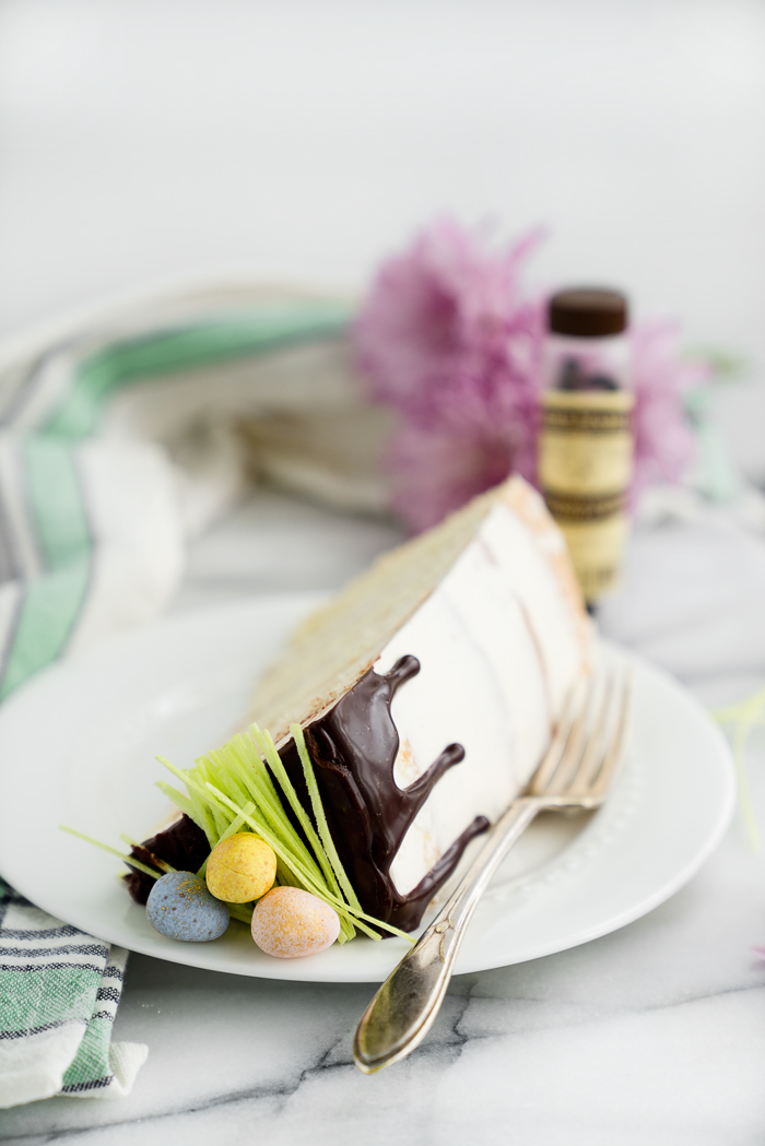 Madagascar Bourbon Vanilla Bean Cake Recipe